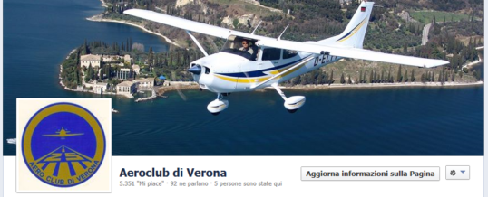 Pagina Facebook AeC Verona